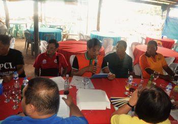 PCL Ilocos Sur Chapter  Quarterly  Meeting at San Vicente