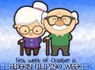 Lgu- San Vicente joins in celebrating the Elderly Filipino Week 2017