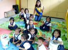 Lgu-San Vicente, a Child Friendly Municipality  joins in celebrating the National Children's Month