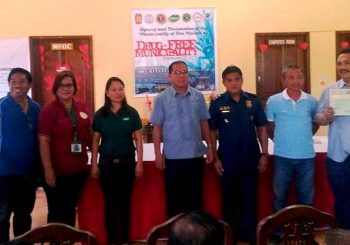 """Municipality of San Vicente, declared as """" DRUG-CLEARED"""""""
