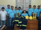 LGU-San Vicente turns over fire protection equipment