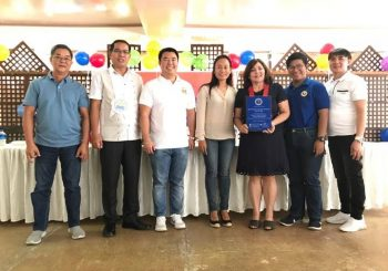 Lgu -San Vicente receives 2017 Seal of Child Friendly Local Governance Award