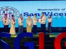 LGU- San Vicente Bags 4th SGLG Award