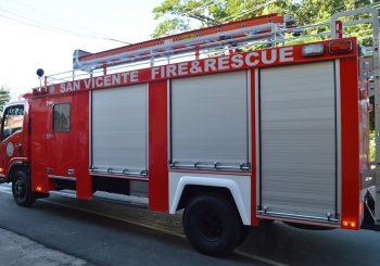 New Firetruck