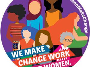 Lgu- San Vicente joins in the Women's Celebration