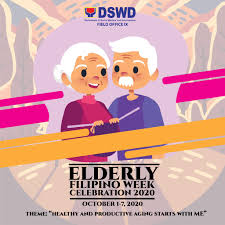 LGU-San Vicente joins in the celebration of the Elderly Filipino Week