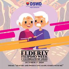 LGU-San Vicente joins in the celebration of the Elderly Filipino Week